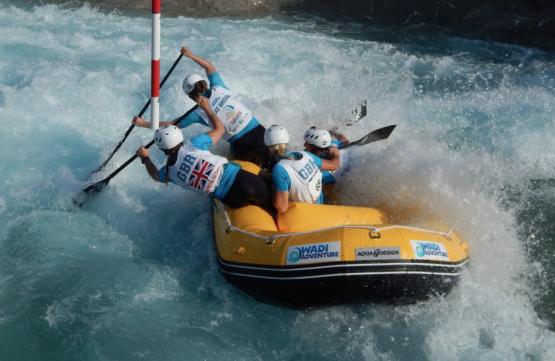 championnat du monde de rafting