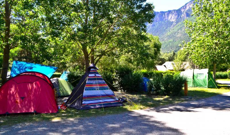 camping proche de Briancon - Hautes Alpes